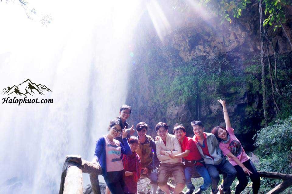 Ngược lên Lâm Đồng trong chuyến hành trình tìm về dòng thác bị quên lãng: THÁC BẢO ĐẠI