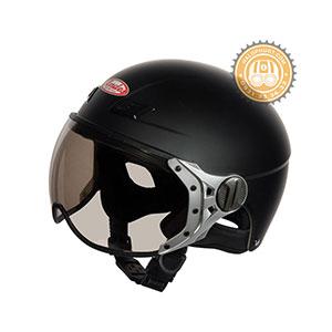 Nón bảo hiểm Andes 3S 109K (nửa đầu có kính)