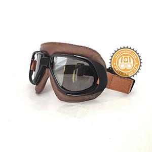 Kính dây Bulldog goggle B8 (Khói)